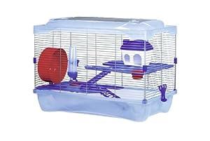 Kerbl Hamster Cage Kleo 42, 58 x 32 x 42 cm by ALBLL