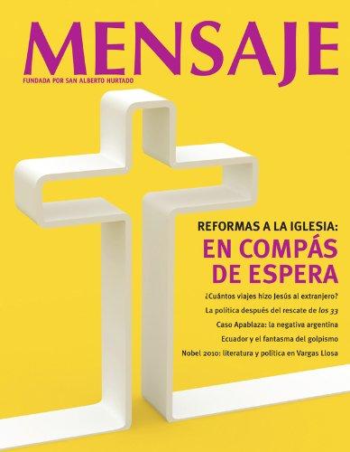 Revista Mensaje (Revista Mensaje ) por Jorge  Atría