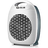 MSNDIAN Calentador Calentadores domésticos Ahorro de energía Calefacción eléctrica Escritorio Mini Calentador eléctrico Pequeña Estufa para