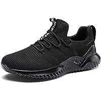 UBFEN Scarpe da Corsa Uomo Scarpe per Correre Running Sportive Ginnastica Sneakers Fitness Training Trekking Scarpe da Casual all'Aperto Respirabile Mesh Basse Basket