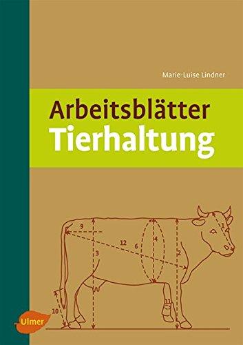 Arbeitsblätter Tierhaltung
