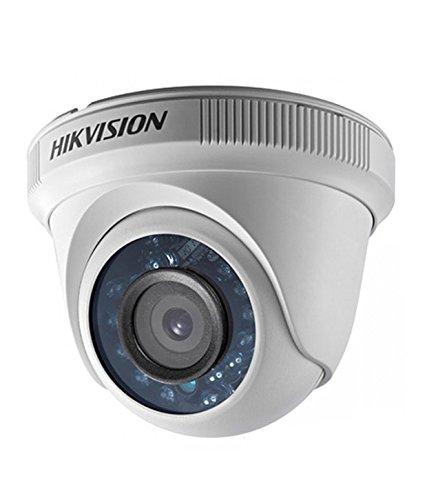 Hikvision New Upgraded 1MP (720P) Turbo HD Night Vision Dome Camera 1Pcs.