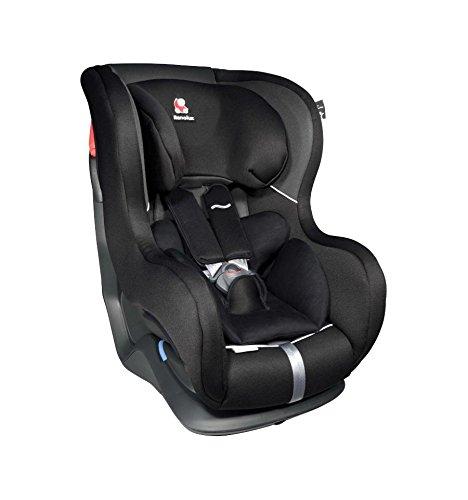 Renolux – Siége Auto Austin Total Black – Groupe 0 +/1