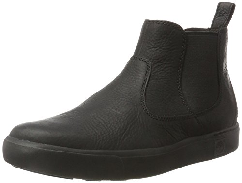 Timberland Men's Amherst Chukka Boots, Black, 8.5 UK