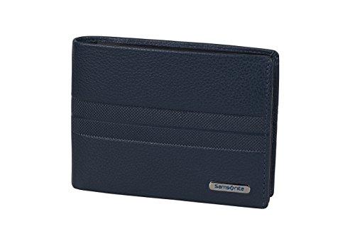 SAMSONITE Spectrolite SLG - Billfold for 7 Creditcards, 2 Compartments Kreditkartenhülle, 0 Liter, Night Blue/Black