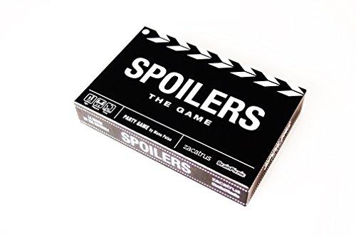Zacatrus - Spoilers (ZAC010)
