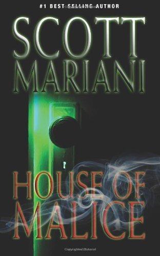 House of Malice by Mariani, Scott (2013) Paperback