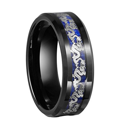 queenwish-8mm-black-tungsten-carbide-ring-silvering-dragon-blue-carbon-fibre-inlay-wedding-bands-inf