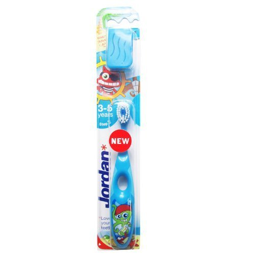 jordan-baby-toothbrush-step-2-for-3-5-years-very-soft-and-gentle-for-gum-by-n-a