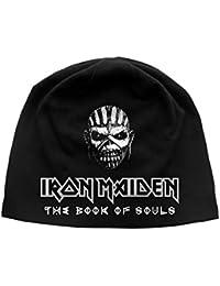 Iron Maiden Bonnet Cap The Book Of Souls nouveau officiel jersey print