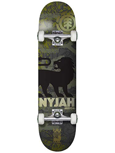 Element Skateboard Complete Deck Nyjah Texture 7.75'' Complete