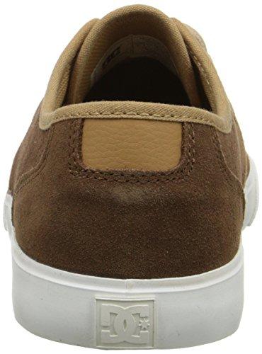 DC Shoes Studio Sd, Baskets mode homme Marron