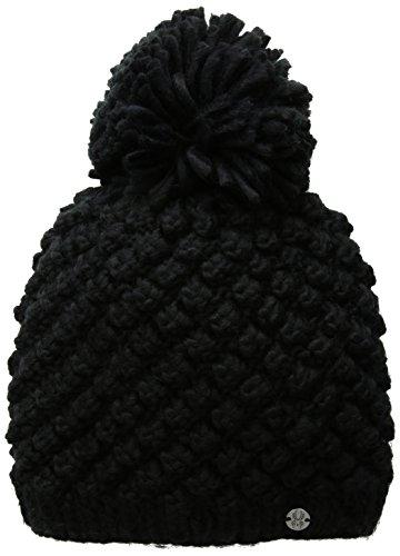 Spyder Damen Mütze Brrr Berry Hat, damen, schwarz (Metall-ski-socke)