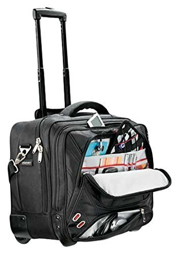 "Elleven Checkpoint-Friendly Wheeled Computer-Case 17"", Laptop/MacBook Pro"