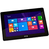 "SPC Internet 9700116ES - Tablet de 10.1"" (1 GB de RAM, 16 GB de almacenamiento, Windows 8.1)"