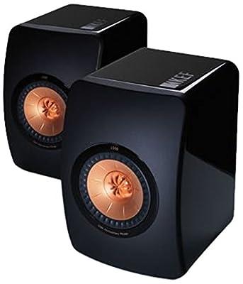 KEF LS 50 Studio Monitor Anniversary Model (Pair) from KEF