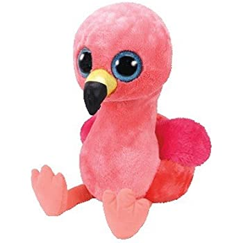 Ty Beanie Boos -37262 - Gilda the Flamingo 28cm