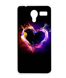 CRAZYMONK DIGITAL PRINTED BACK COVER FOR LAVA X12