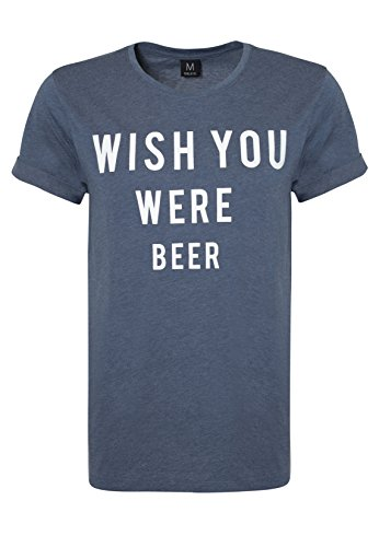 """SUBLEVEL Herren Print T-Shirt 