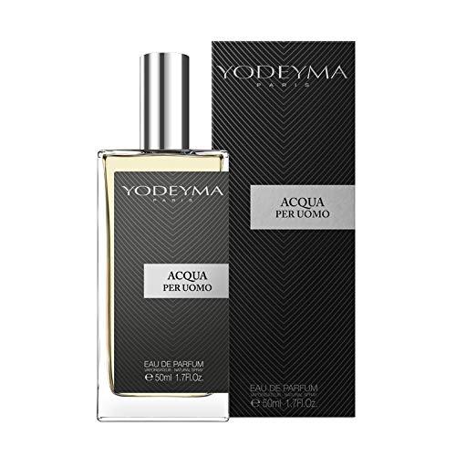 Profumo Uomo Yodeyma Acqua Per Uomo Eau De Parfum 50 ml