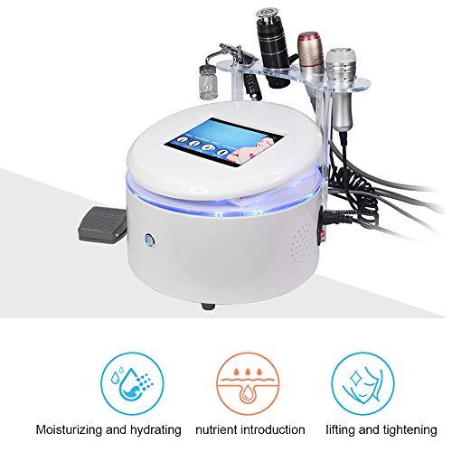 DXXCV Professionelle Diamant Mikrodermabrasion Maschine, RF Radar Line Carving Face Shape Gerät für Anti-Aging, Peeling, Mitesser und Akne entfernen Radar-bildschirm