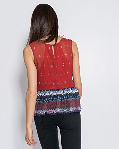 Vest Top Tuscania Fantasia Unica
