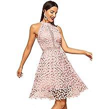 aec0132b0 Amazon.es  Vestidos De Coctel - Rosa