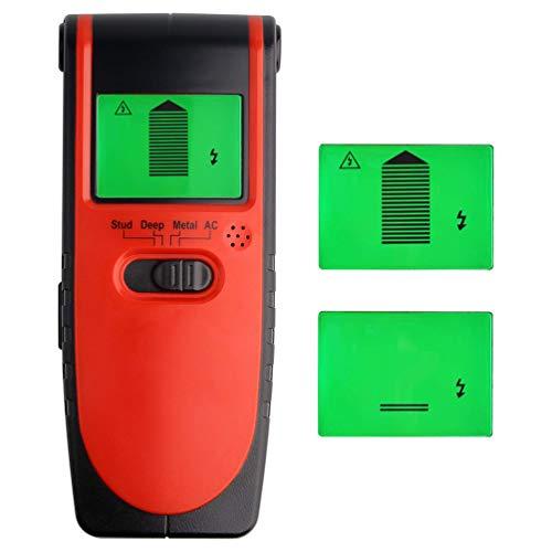 Stud Finder, 4 In 1 Umwelt Abs Batterie Nicht Im Lieferumfang Enthalten Lcd Anzeige Metall Ac Draht Scanner für die Wand Draper Lcd