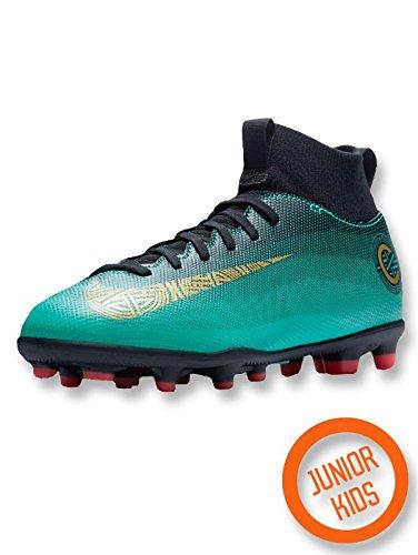 Nike - Mercurial Superfly Club MG JR - AH7339081 - El Color Negro - ES-Rozmiar: 36.5 GKRJwmHO