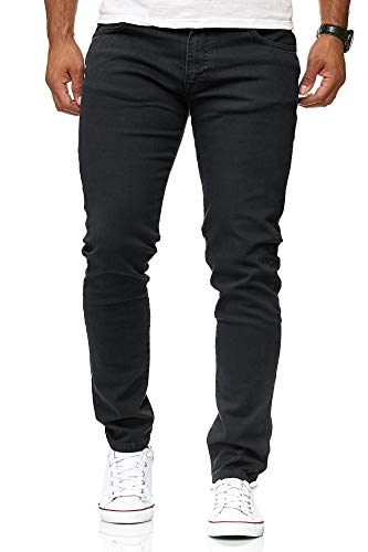 Red Bridge Jeans Slim-Fit Básico Chino Hombres Denim