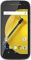 Motorola Moto E 4G Smartphone débloqué 4G (8 Go - Ecran : 4,5 pouces - Simple SIM - Android 6.0 Marshmallow) Noir