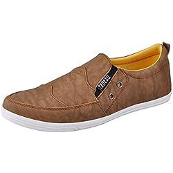 Fausto Men's Chikku Casual Shoe -9 Uk