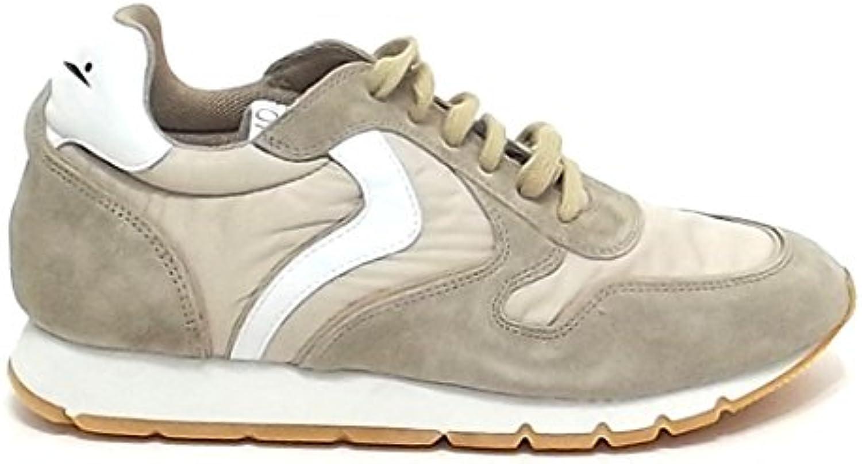 Voile biancahe Scarpa Donna Julia 9150 scarpe da ginnastica camoscio Beige E8102 | Menu elegante e robusto  | Uomini/Donna Scarpa