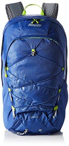 Bergans Sac à Dos Rondane Bleu Blue/Neongreen 49 x 28 x 24 cm, 26 Liter