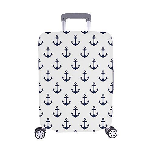 (Nur abdecken) SeaAnchors Spandex-Staubschutz Trolley Protector case-Koffer Reisegepäck-Schutzkoffer-Abdeckung 28,5 X 20,5 Zoll -