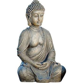Buddha Figur Buddha Skulptur Aus Kunstharz