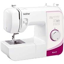 BROTHER Máquina de coser mecánica RL417