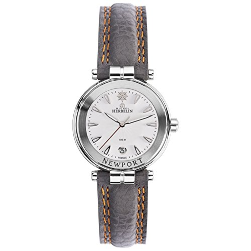 Ladies Michel Herbelin Newport Watch 14255/11GR