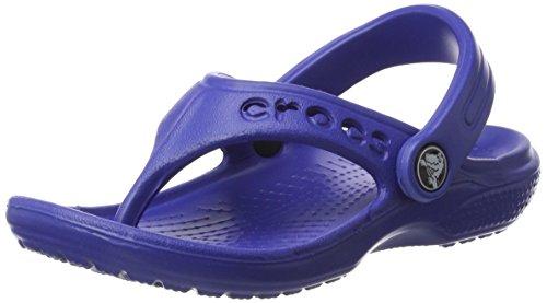 Crocs Baya Flip Kids, Unisex-Kinder Zehentrenner, Blau
