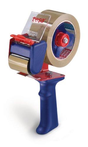 """tesa Packband Handabroller, Modell \""""Economy\"""" für Rollen bis 66m x 50mm"""