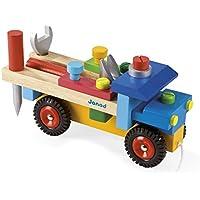 Janod - J05022 - Camion Bricolo Bois
