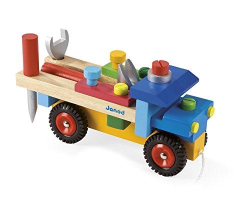 Janod-J05022-Camion-Bricolo-Bois