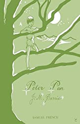 Peter Pan (Acting Edition) by J.M. Barrie (2016-11-22)