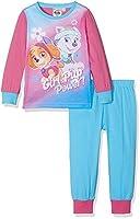 Paw Patrol Girl's Squad Pyjama Set, Pink (Mid Pink), 2-3 Years