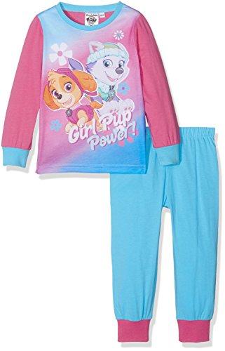 Paw Patrol Squad, Pijama para Niños, Pink (Mid Pink), 3-4 Años