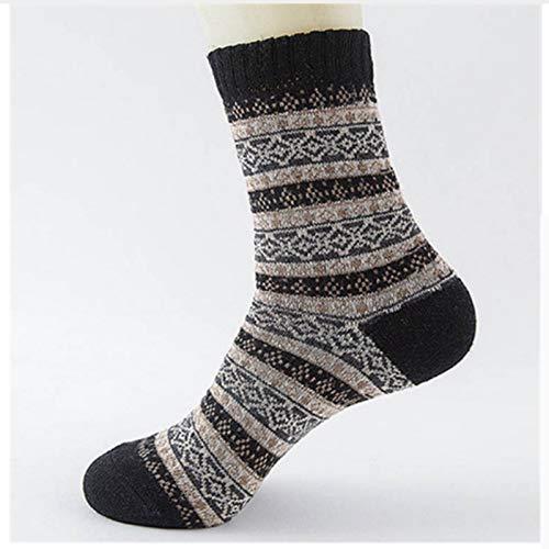 4a981ae32f JJHR sock Calzini Invernali Caldi Calze Casual Calze Da Uomo Calze Da Donna  E Calzini Sportivi