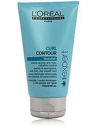 L'Oréal Professionnel Crème Définition Action AntiFrizz pour Cheveux Bouclés Curl Contour 150 ml