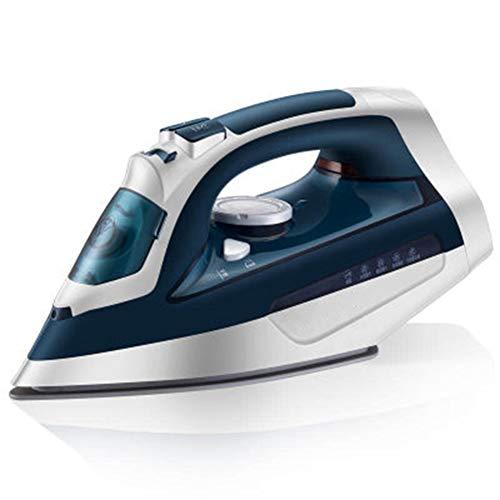 HLL Handheld Garment Steamer, Mini-Elektro-Akku-Bügelmaschine, Vertikal Travel Electric Iron Steamer zum Bügeln von Kleidung mit Dampfbürste (Bügelbrett-abdeckung Tür)