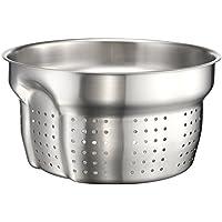 Tefal Ingenio Saucepan Pasta Insert, Stainless Steel, Silver Coloured, 1.2 kg