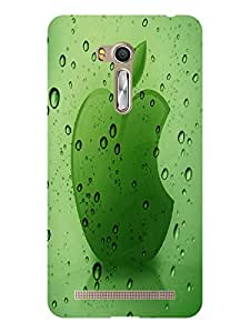 TREECASE Designer Printed Soft Silicone Back Case Cover For Asus Zenfone Go 4.5 2nd Gen